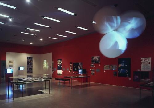 Ausstellungsansicht X-Screen